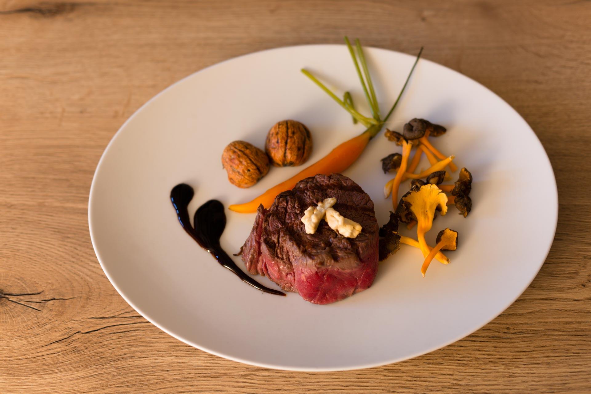 Viande de qualité au restaurant Le Passe Franc à Yvoire